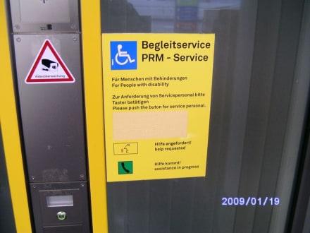 Eine tolle Sache - Flughafen Dortmund (DTM)