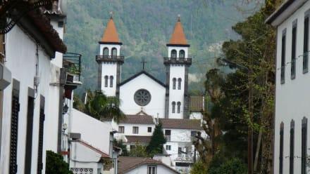 Kirche von Furnas - Inselrundfahrt Sao Miguel