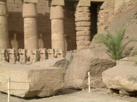 Luxor Tempel  - Luxor Tempel