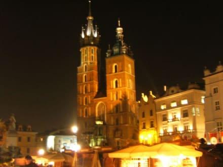 Tempel/Kirche/Grabmal - Marienkirche