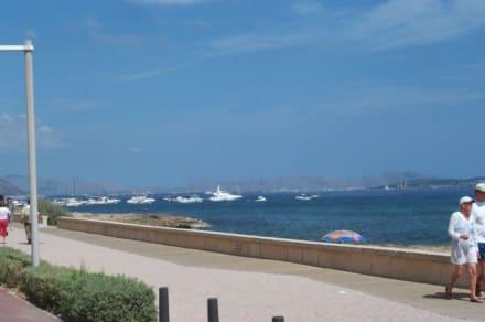 Strandpromenade - Strand Can Picafort