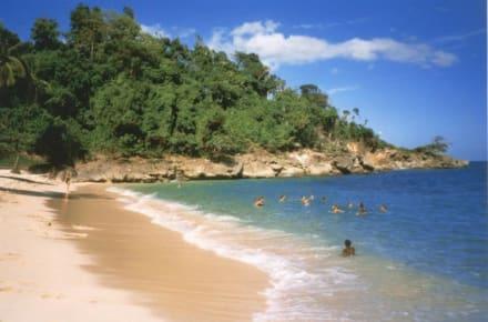 Insel Cayo Levantado - Halbinsel Samana