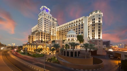 Exterior - Kempinski Hotel Mall of the Emirates -