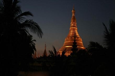 Swedagon Pagode - Shwedagon Pagode