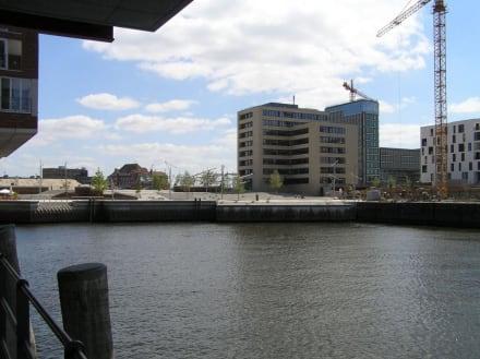 Hafenterrasse - Hafen Hamburg