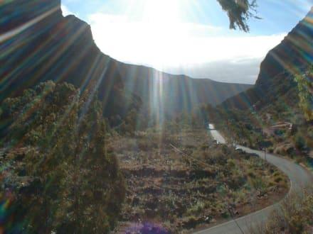 Gebirgslandschaft - Bergwelt