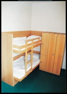 Zimmer Kategorie 2 - HI Jugendgästehaus Brigittenau