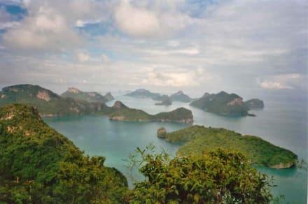 Marine National Park - Koh Samui - Ang Thong Marine National Park