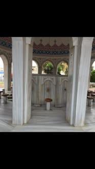 Moschee - Külliye Moschee