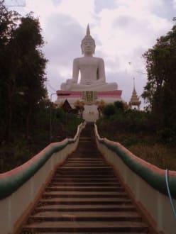 Weißer Buddha - Weisser Buddha