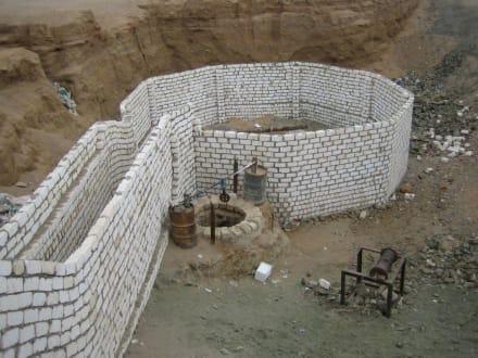 Wasserbrunnen - Quad Tour Hurghada