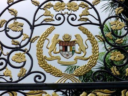 Königspalast - Königspalast Istana Negara