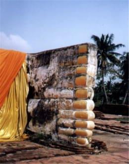 Füße - Wat Lokaya Sutharam