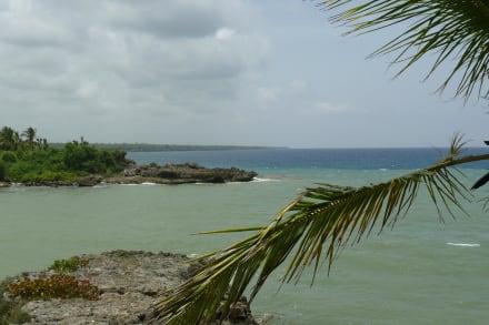 Küstenabschnitt Boca de Yuma - Boca de Yuma