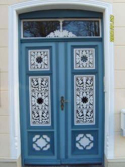 Eine schöne Tür! - Zentrum Friedrichstadt