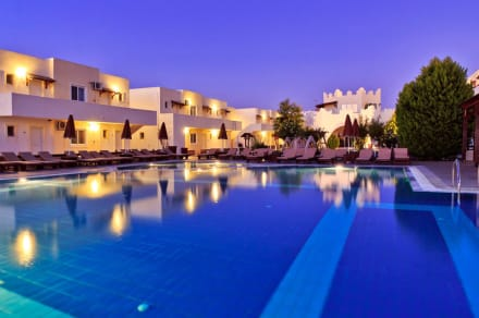 Second pool. -