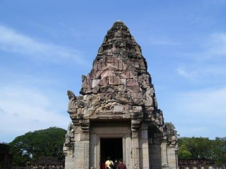 Tempelanlage - Phimai