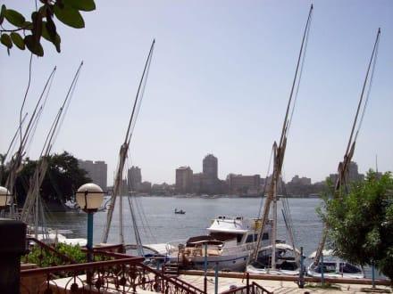 Der Nil - Bootstour auf dem Nil