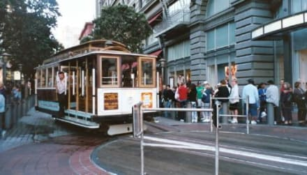 Der San Francisco Cable Car - Cable Car