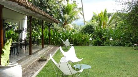 Garten - Hotel The Kandy House