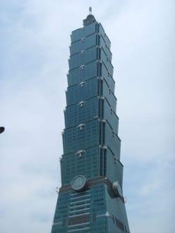 Taipei 101 - Fernsehturm