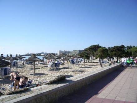 Strandpromenade - Strand Sa Coma