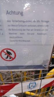 Masca Schlucht Zugang - Masca Schlucht (geschlossen)