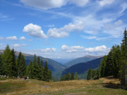 Moorlandschaft - Turracher Höhen