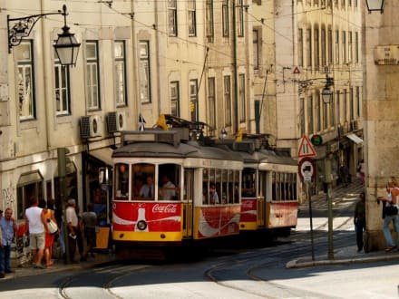 Gute Fahrt - Altstadt Lissabon