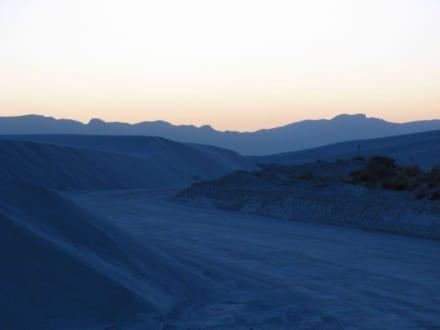 White Sands National Monument - White Sands National Monument