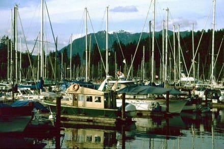 Marina - Hafen Vancouver