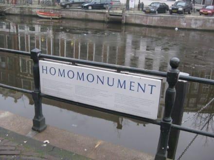 Homomonument - Homomonument