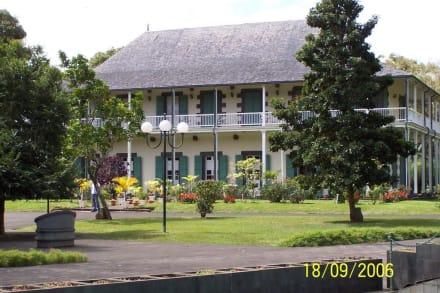 """Kolonialhaus """"Mon Plaisir"""" - Sir Seewoosagur Ramgoolam Botanical Garden / Pamplemousses Botanical Garden"""