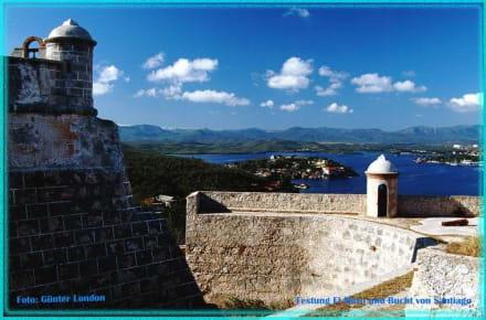 Festung El Moro Santiago de Cuba - Castillo de San Pedro de la Roca