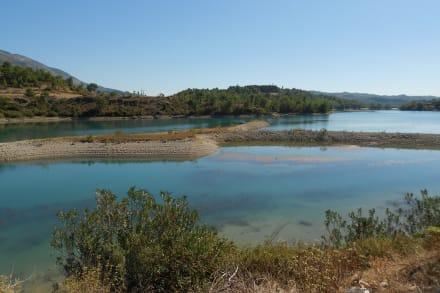 Oymapinar Baraji/ Stausee Green Lake & Green Canyon - Oymapinar Baraji/ Stausee Green Lake & Green Canyon