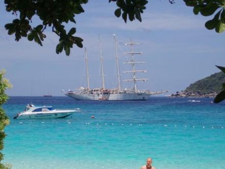 Similian Insel - Similan Islands