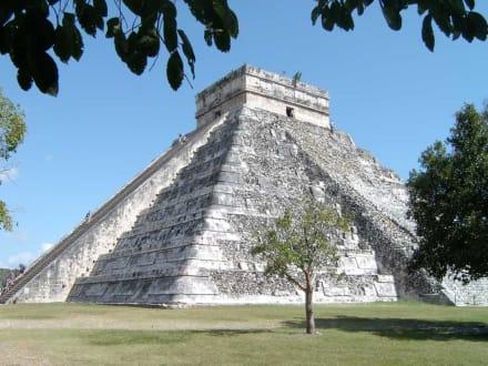 Chichén Itzá - Ruine Chichén Itzá
