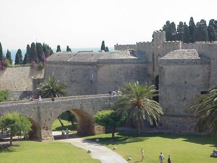 Die Alte Stadt - Großmeisterpalast