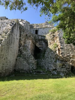 Ruine Chichén Itzá - Ruine Chichén Itzá