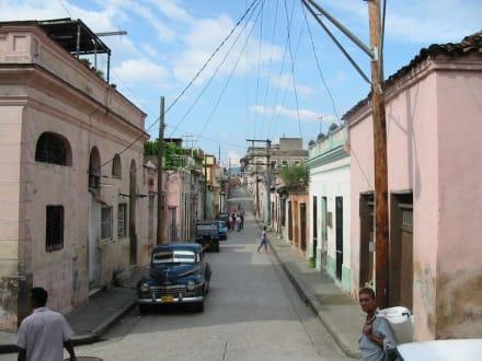 Stadt - Altstadt Santiago de Cuba