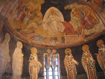 Chora-Kirche, Decke - Kariye-Museum / Chora-Kirche