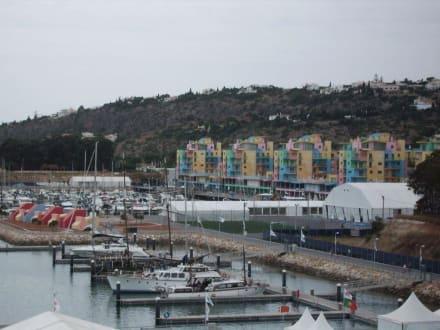 Die neue Marina - Yachthafen Albufeira