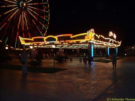 Vergnügungspark in Faliraki - Fantasia Luna Park