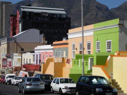 Fassaden - Bo-Kaap