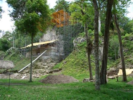 Ausgrabungen in Tikal - Tikal - Das Erbe der Maya