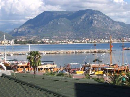 Hafen von Alanya - Hafen Alanya
