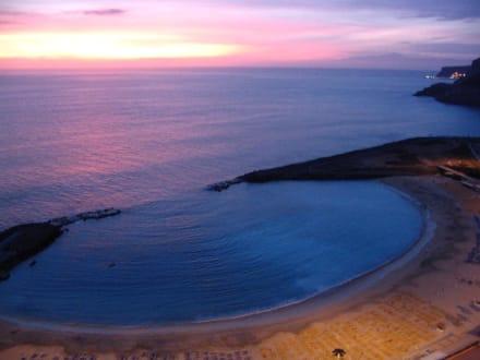 Abendstimmung am Strand - Strand Playa de Amadores