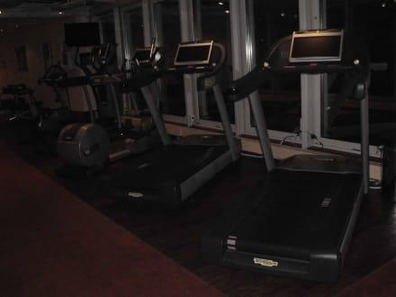 Fitnesscenter - Sheraton Düsseldorf Airport Hotel