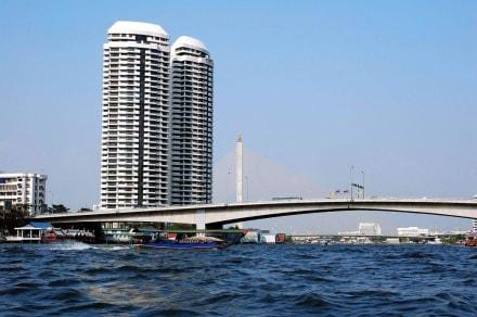 Brücke über den Fluß - Ancient City