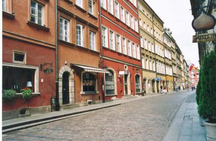 Piwna Gasse - Altstadt Warschau/Warszawa
